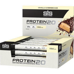 SiS Protein20 Bar 12 x 55g Vanilla Cheesecake